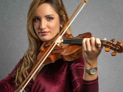 Berta Carsin violinista