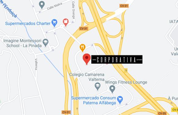 Fotografos en valencia Mapa